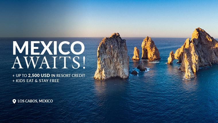 Mexico awaits!