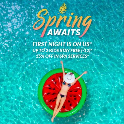 spring special sale Garza Blanca Los Cabos