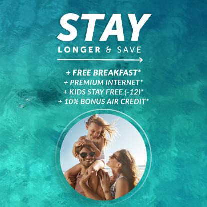 Stay longer and save deals Garza Blanca Resort Puerto Vallarta