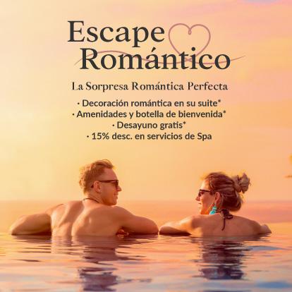 Especial San Valentin Garza Blanca Resort Puerto Vallarta