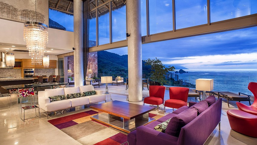 The Grand Penthouse Garza Blanca Puerto Vallarta