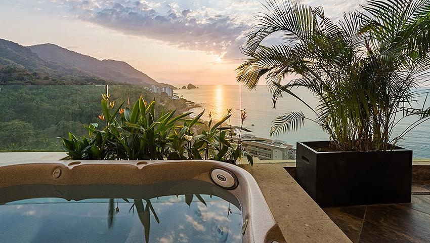 Ultra Three Bedroom Panorama Suite Garza Blanca Puerto Vallarta