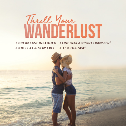 thrill your wanderlust garza blanca los cabos