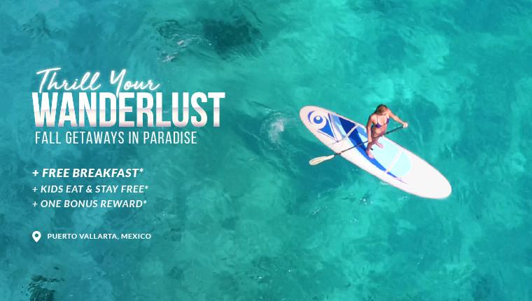 Thrill Your Wanderlust