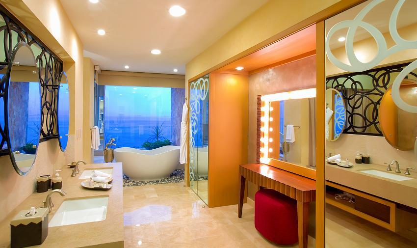 ultra Junior panorama suite garza blanca