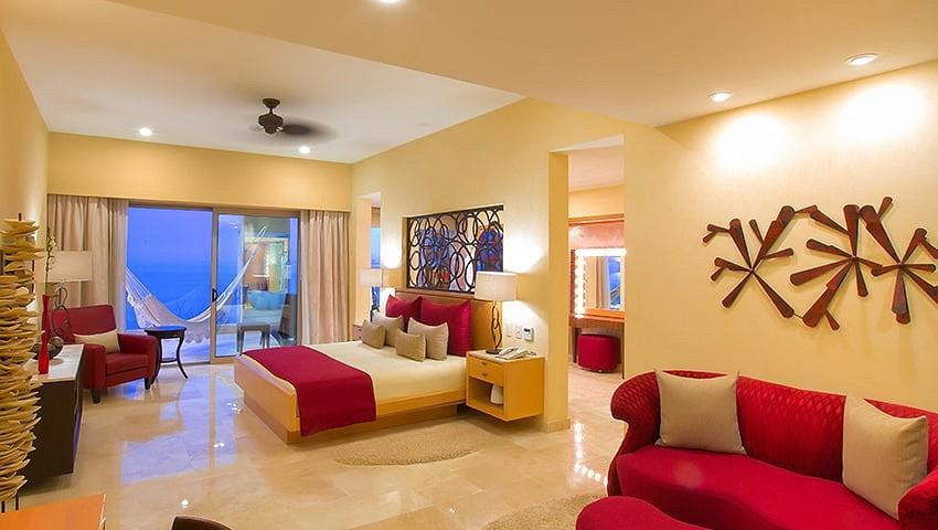 Ultra Junior Panorama Suite Garza Blanca Puerto Vallarta