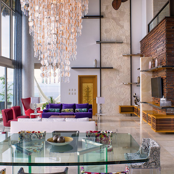 Ocean Front Penthouse Garza Blanca Resort Puerto Vallarta