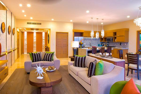 Ultra Three Bedroom Panorama Suite Garza Blanca Resort Puerto Vallarta