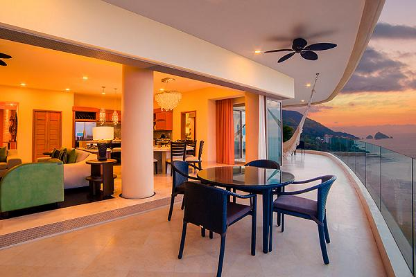 Ultra Two Bedroom Panorama Suite Garza Blanca Resort Puerto Vallarta