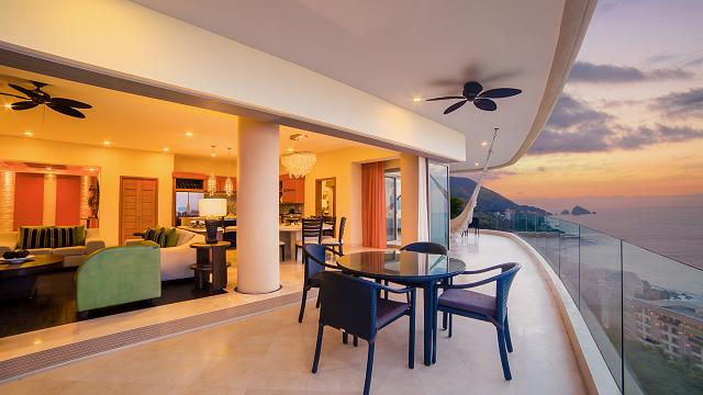 Ultra Two Bedroom Panorama Suite Garza Blanca Puerto Vallarta