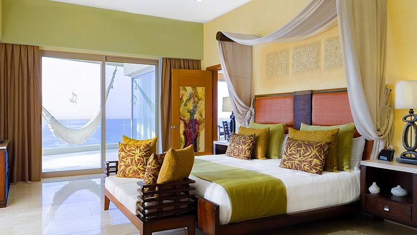 Ultra Suite Panorama de dos Recámaras Garza Blanca Puerto Vallarta