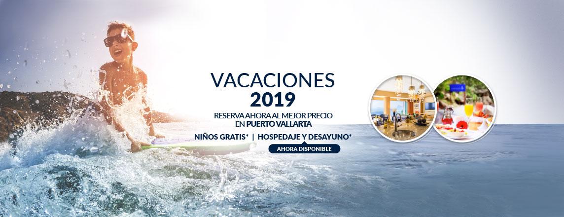 descuentos vacaciones 2019 al mejor precio vacaciones en Puerto Vallarta