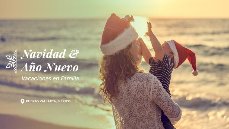 Paquete Navideño para Vacaciones en Familia