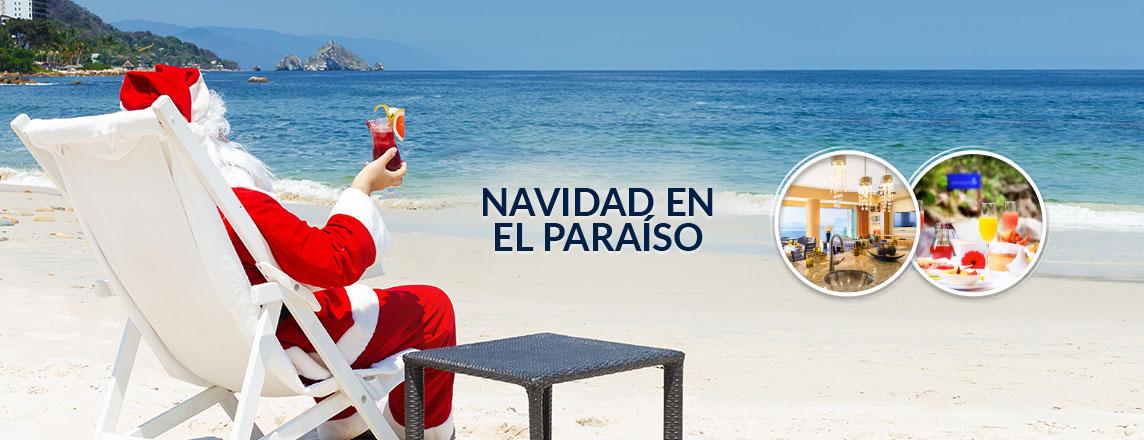 Venta de navidad Garza Blanca Resort