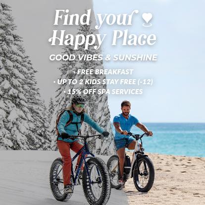 Find Your Happy Place Garza Blanca Los Cabos