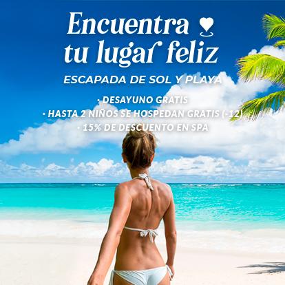 Escapada de sol y playa Garza Blanca Cancún