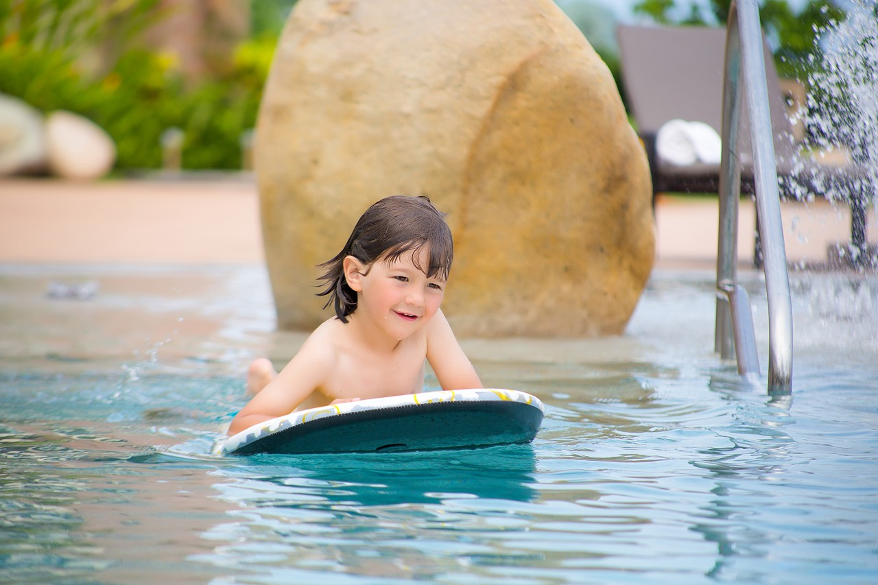 Kids eat and stay free Garza Blanca Resorts