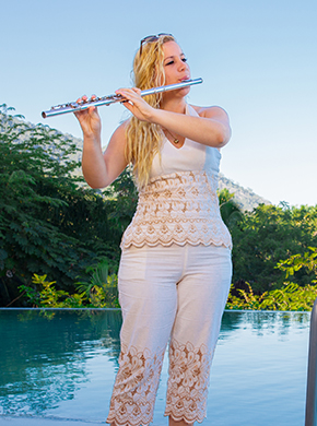 Music for the senses Garza Blanca Preserve Resort & Spa Puerto Vallarta